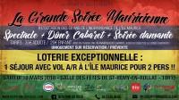 La Grande Soirée Mauricienne à l'occasion des 50 ans de l'indépendance de l'Ile Maurice